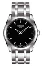 Men's Tissot Couturier Bracelet Watch, 39mm