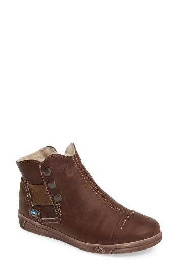 Women's Cloud 'aline' Bootie (women) .5us / 38eu - Brown