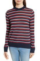 Women's Etre Cecile Stripe Knit Boyfriend Sweater