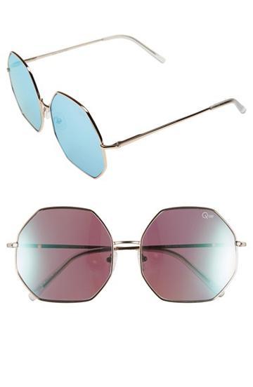 Women's Quay Australia 'kiss & Tell' Sunglasses