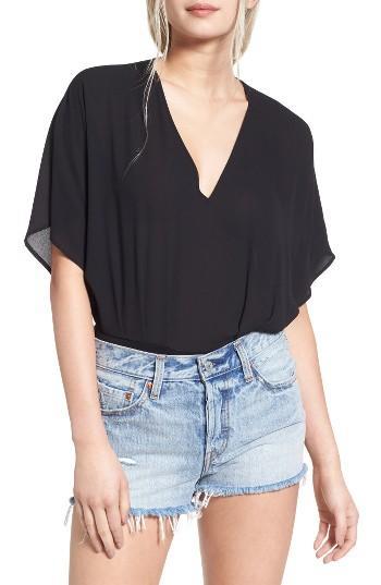 Women's Lush Blouson Bodysuit