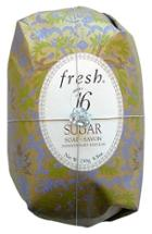 Fresh 'sugar' Oval Soap