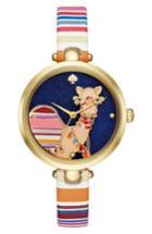 Women's Kate Spade New York Holland Camel Bracelet Watch, 34mm