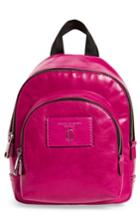 Marc Jacobs Mini Double Pack Faux Leather Backpack - Pink