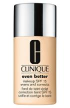 Clinique Even Better Makeup Spf 15 - 04 Bone