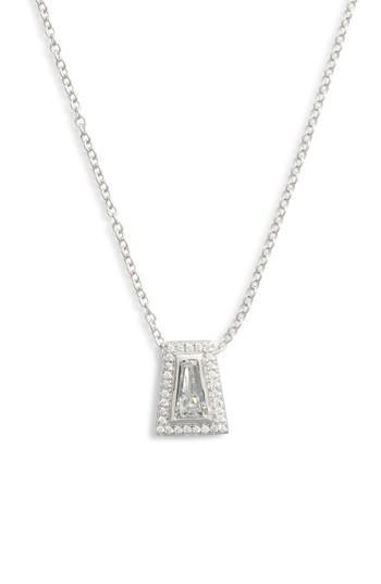 Women's Lafonn Bezel Pendant Necklace