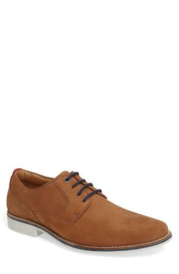 Men's 1901 Archer Buck Shoe .5 M - Brown