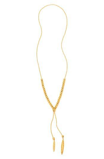 Women's Gorjana Laguna Large Adjustable Lariat Necklace