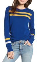 Women's Rebecca Minkoff Marlowe Sweater, Size - Blue