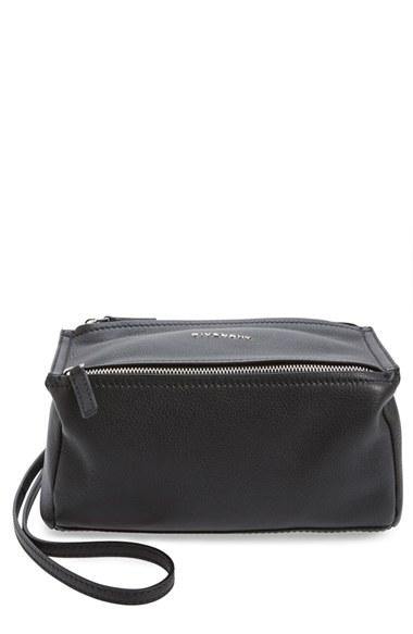 Givenchy 'mini Pandora' Sugar Leather Shoulder Bag -