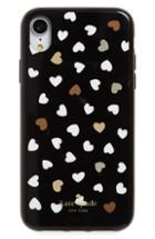 Kate Spade New York Heartbeat Iphone X/xs/xr & Xs Max Case - Black