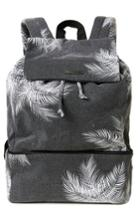 O'neill Chillin Print Canvas Backpack - Black