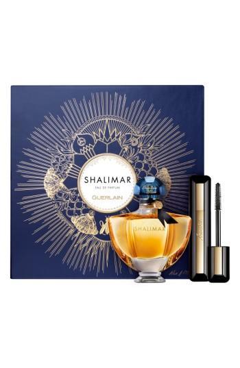 Guerlain Alex & Marine Shalimar Eau De Parfum & Mascara Set (limited Edition)