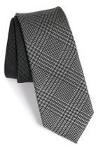 Men's The Tie Bar Plaid Silk Tie