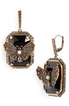 Women's Alexander Mcqueen Butterfly Drop Earrings