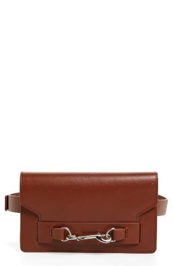 Women's Rebecca Minkoff Belt Bag - Luggage
