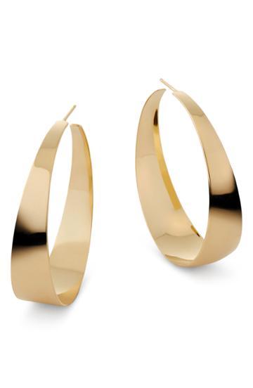 Women's Lana Gradual Hoop Earrings
