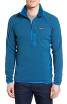 Men's Patagonia Performance Pullover - Blue