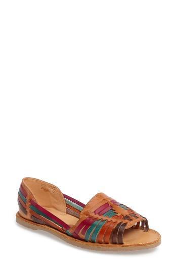Women's Sbicca Jared Peep Toe Flat
