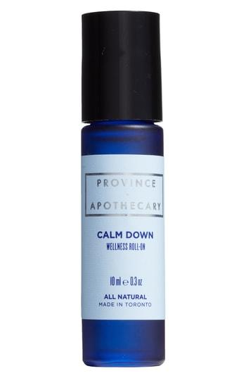 Province Apothecary Calm Down Wellness Roll-on