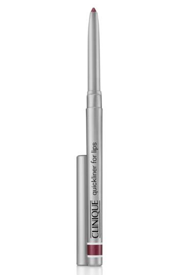 Clinique Quickliner For Lips - Plummy