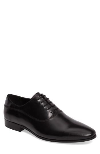 Men's Aldo Stolfi Plain Toe Oxford .5 D - Black