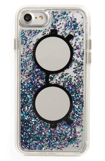 Rebecca Minkoff Mirror Sunnies Iphone 7 Case - Metallic