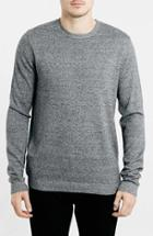 Men's Topman Crewneck Sweater
