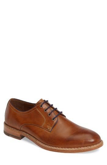 Men's J & M 1850 Chambliss Plain Toe Derby