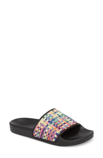 Women's Bernie Mev. Flex Slide Sandal Us / 39eu - Black