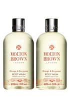 Molton Brown London Body Wash Duo