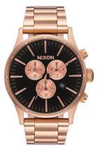 Men's Nixon The Sentry Chronograph Bracelet Watch, 42mm