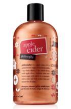 Philosophy Apple Cider Shampoo, Shower Gel & Bubble Bath