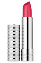 Clinique Long Last Soft Matte Lipstick - Peony