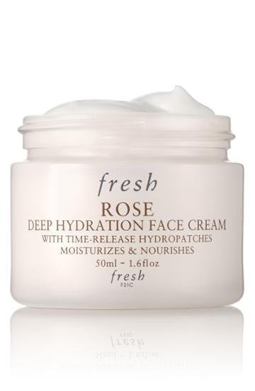 Fresh Rose Deep Hydration Face Cream .5 Oz