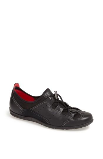 Women's Ecco 'bluma' Sneaker -10.5us / 41eu - Black