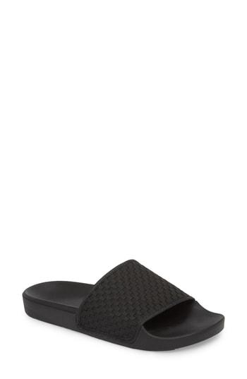 Women's Bernie Mev. Flex Slide Sandal Us / 36eu - Black