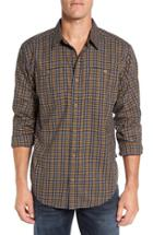 Men's Patagonia Relaxed Fit Plaid Sport Shirt