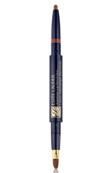 Estee Lauder Automatic Lip Pencil Duo - Spice