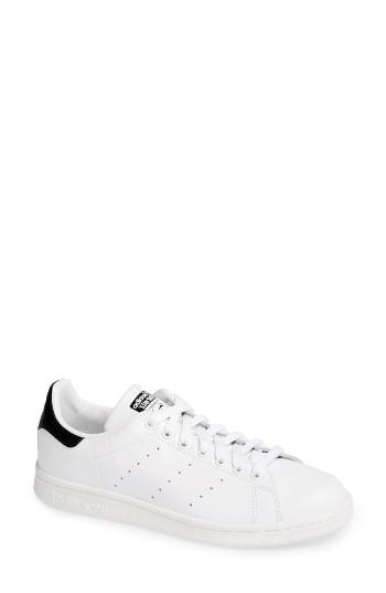 Women's Adidas 'stan Smith' Sneaker Women's / 8 Men's M - White