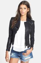 Women's Blanknyc Faux Leather Jacket
