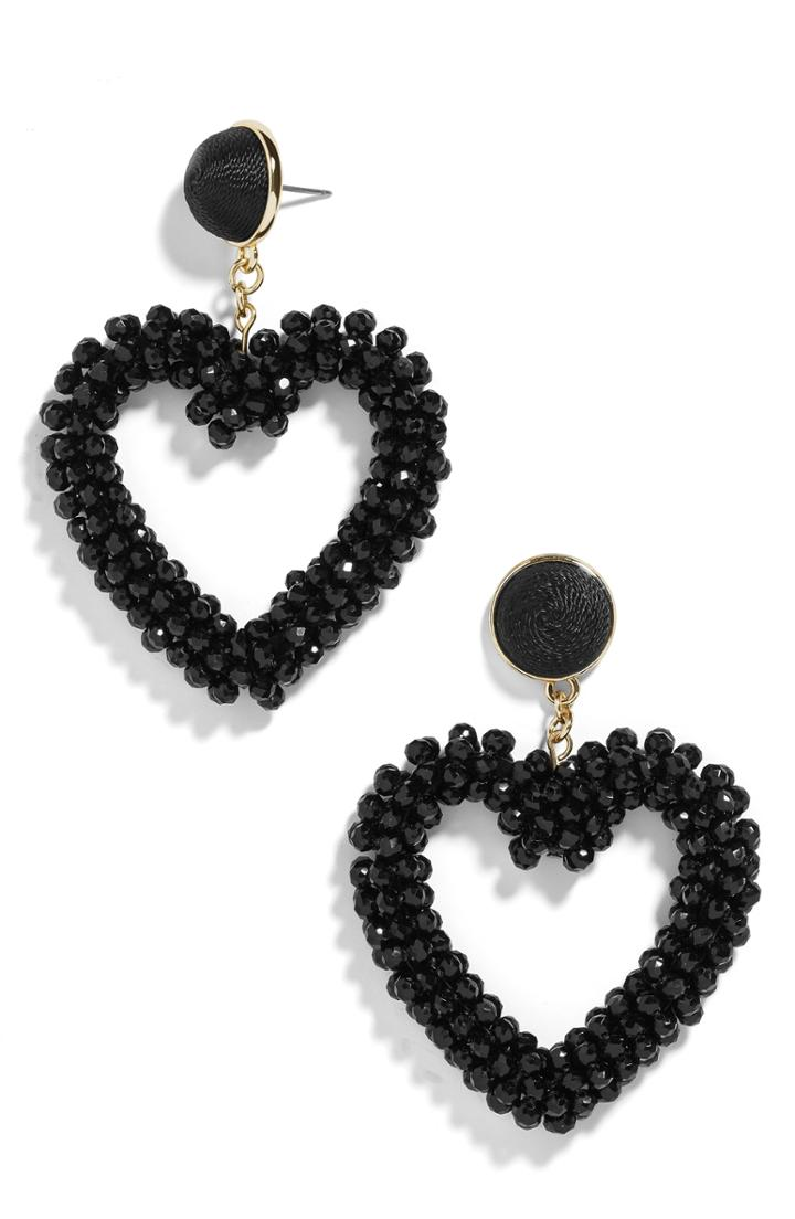 Women's Baublebar Amissa Heart Drop Earrings