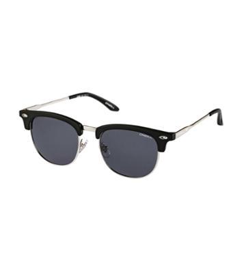 O'Neill Cove Black Rubber Sunglasses