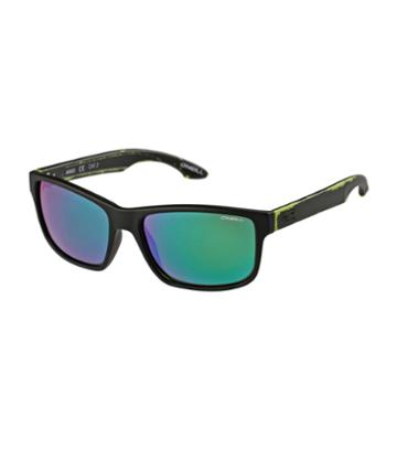 O'Neill Anso Black Distressed Sunglasses