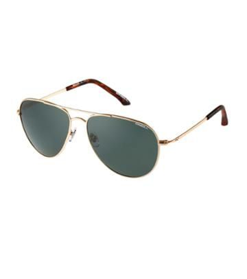 O'Neill Major Matte Gold Sunglasses