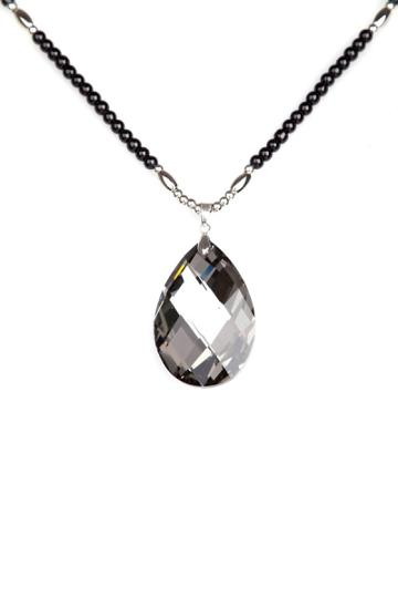 Oasap Classic Teardrop Necklace