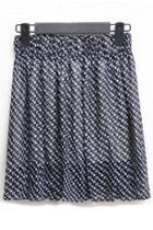 Oasap Anchor Chiffon Skirt
