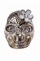 Oasap Vintage Skull Ring