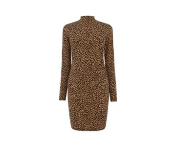 Oasis Animal Tube Dress