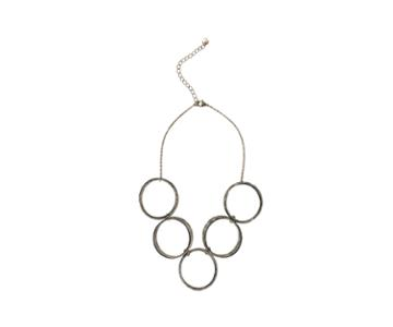 Oasis Multi Ring Necklace